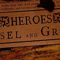 Heroes Hansel & Gretel.