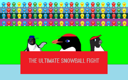 The Ultimate Snowball Fight Judges