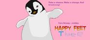 Happy Feet Three (Ashley's Poster)