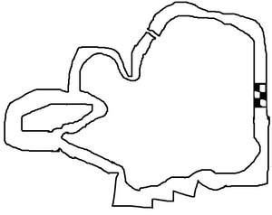 Ice Valley (Race Map from Happy Feet Racing)