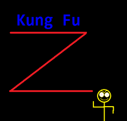 Kung Fu Z - Single