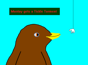 Montay gets a Tickle Torment Title