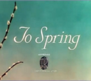 To Spring