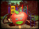 Happy Appy In The Playground