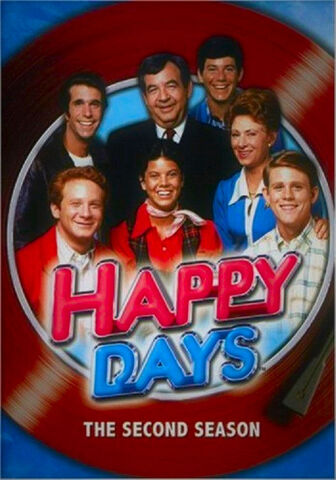 File:Happy Days Season 2 DVD cover.jpg