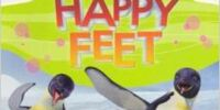 Happy Feet: Drawing Book