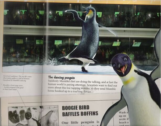 File:Mumble in the Zoo.JPG