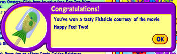 Happy Feet 2 WW floaty