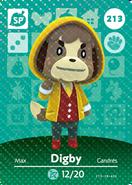 Digby Card