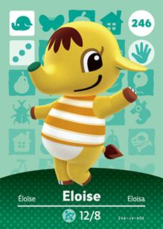 Eloise Card