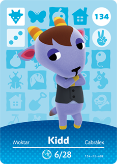 Kidd Card
