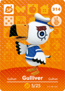 Gulliver Card