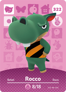 Rocco Card