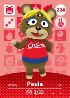 Paula Card