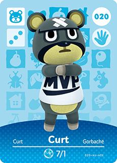 CurtCard