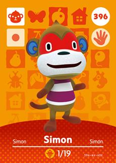 Simon Card