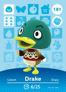 Drake Card