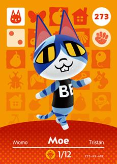Moe Card