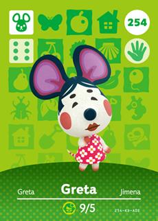 Greta Card