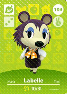 LabelleCard