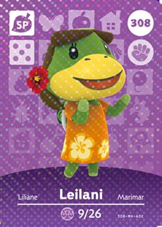 Leilani Card