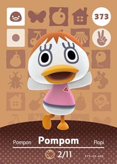 Pompom Card