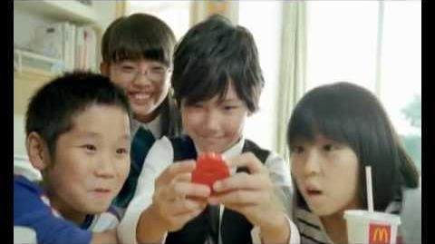 開心樂園餐®Tamagotchi電視廣告