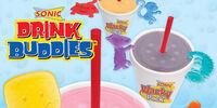 Sonic Drink Buddies (Sonic, 2011)