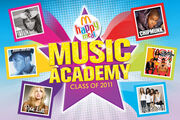 McD UK Happy Meal Music Academy 2011