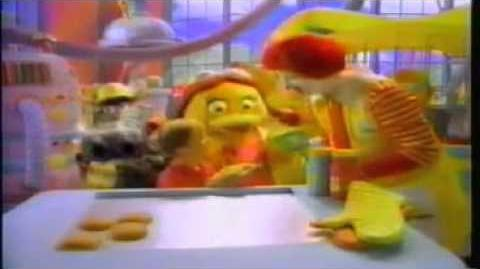 McDonalds Happy Meal Commercial 1995 Babe