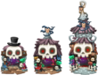 Halloween Business Halloween Mask Shop Level 1to3