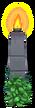 Dino Pillar