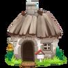 Small Cottage 15whitish