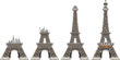 Special Eiffel Tower Level 1to4
