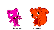Cookie and Ziggles
