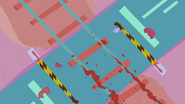 TVS1E2.3 wreckage