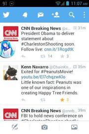 KennNavarro Twitter Peanuts