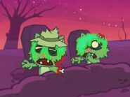 Zombie Lifty and Shifty