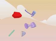 Flyingdebris