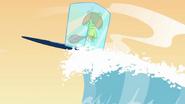 Cro-marmot surfs in mind