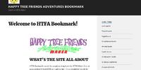 Happy Tree Friends Adventures Bookmark