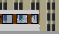 Riding train