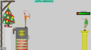 APPLE SHOOTER Neck