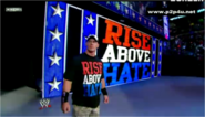 Cena with this new shirt (October 2011)