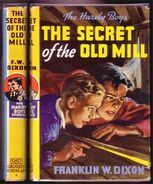 The Secret of the Old Mill 1944 cover