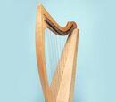 Eclipse by Triplett Harps