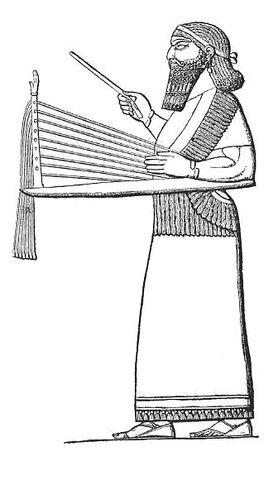 File:Assyrian Harp 001.jpg