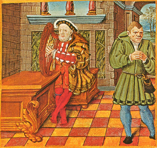 File:Henry VIII playing harp.jpg
