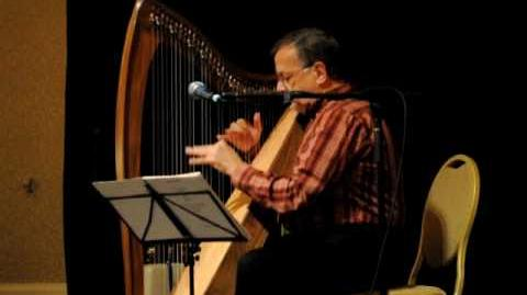 Ray Pool - Auld Lang Syne - Celtic Harp
