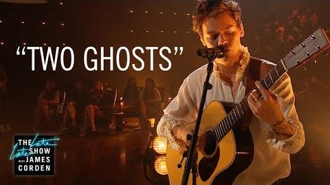 Harry Styles Two Ghosts